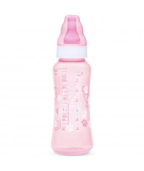 MAMADEIRA TIP COLOR 240ML BICO TIPO R REF.1670 - LOLLY
