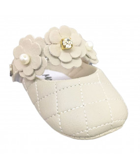 SAPATILHA 3 FLORES REF.21-114 - MAGUILU BABY