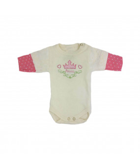 BODY PRINCESS PREMATURO REF.39560 - CREEP BABY