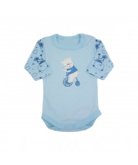 BODY URSINHO NA BIKE PREMATURO REF.39556 - CREEP BABY